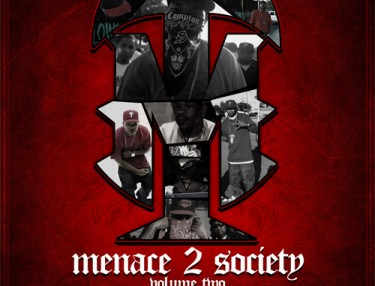 Compton Menace - Menace 2 Society, Vol. 2 (Mixtape)