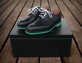 Heineken x Union LA x Mark McNairy saddle shoe - Heineken 100