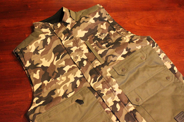 Orisue Holiday 2012 Ranger Vest