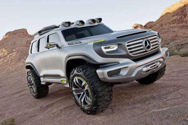 2025 Mercedes Ener-G-Force