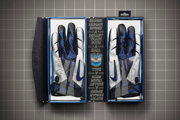 Nike CJ81 Collection Inspired by Megatron Collection