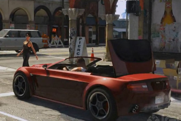 Grand Theft Auto V vehicles