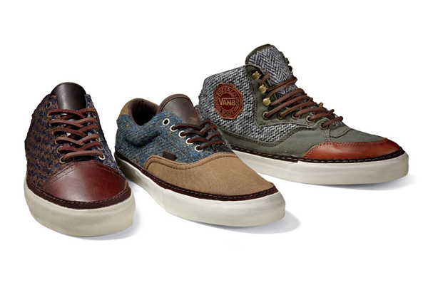 Vault by Vans x Harris Tweed Capsule-3