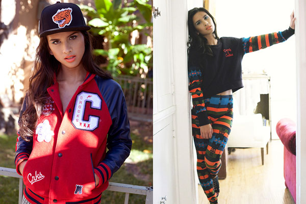 Crooks & Castles Holiday 2012 Women's Collection