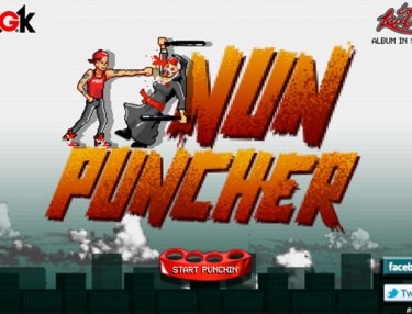 MGK - Nun Puncher game