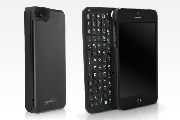 Boxwave's Keyboard Buddy for iPhone 5