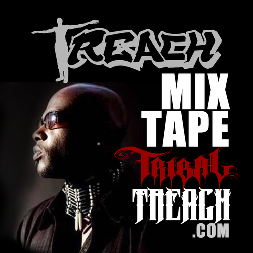 Treach (Naughty By Nature) - TribalTreach.com (Mixtape)