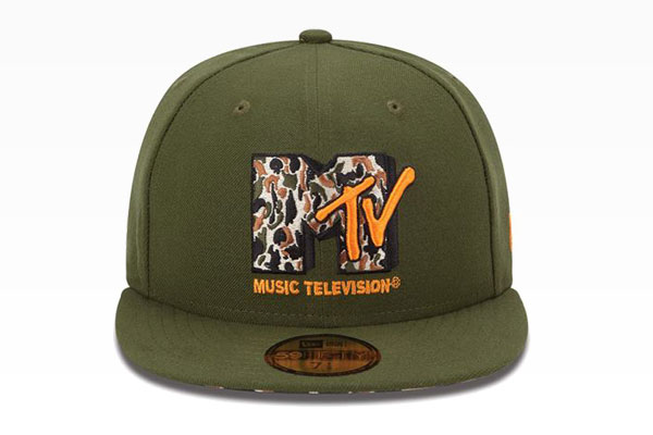New Era x Yo! MTV Raps Cap collection
