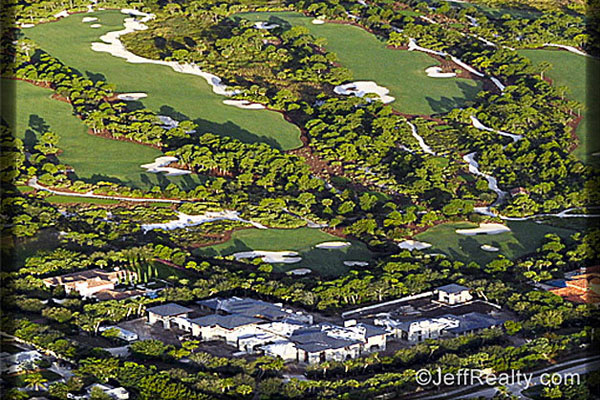 Michael Jordan's Jupiter Florida mansion.