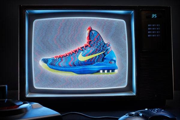 Nike Holiday 2012 KD V