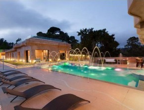 Rihanna's Pacific Palisades mansion