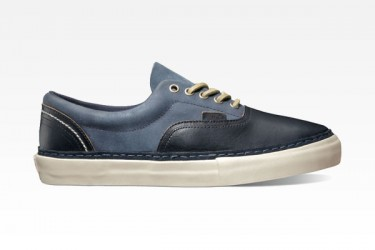 Vault By Vans x Horween Black & Navy Pack
