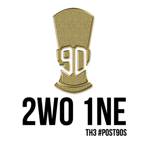Iman Shumpert (aka 2wo 1ne) - Th3 #Post90s (Mixtape)