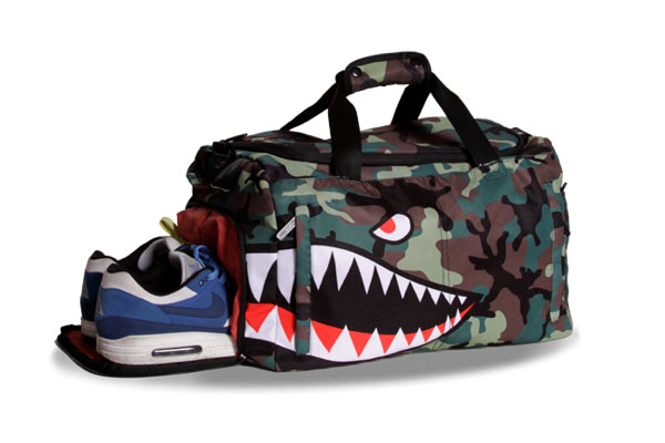 Sprayground's 2012 Holidaze Collection