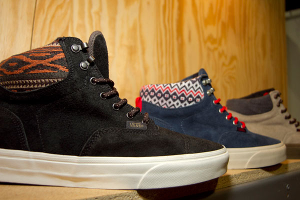 Vans Era Hi CA Hiker Pack
