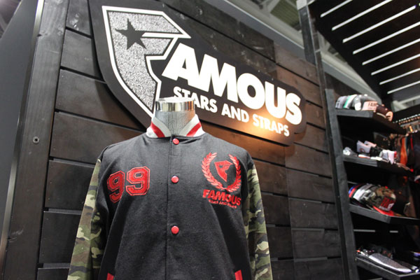 Famous Stars & Straps Fall 2013 Collection