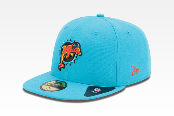 New Era 2013 NFL Inverse 59FIFTY Collection