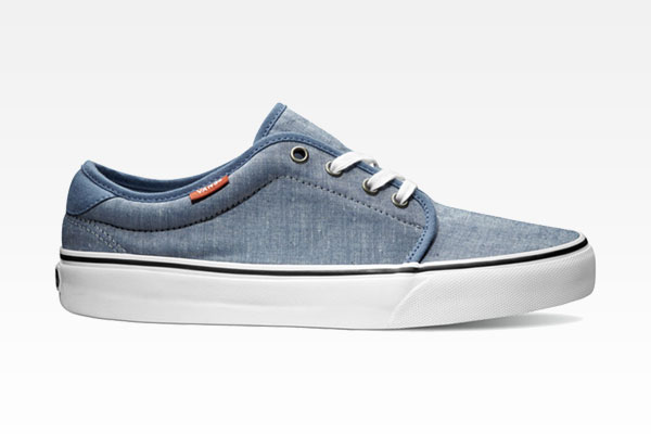 Vans Classic Spring 2013 Chambray Pack