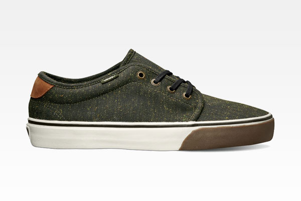 Vans California Spring 2013 Tweed Pack