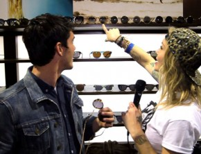 Bridget Blonde interviews Kevin from Raen Optics