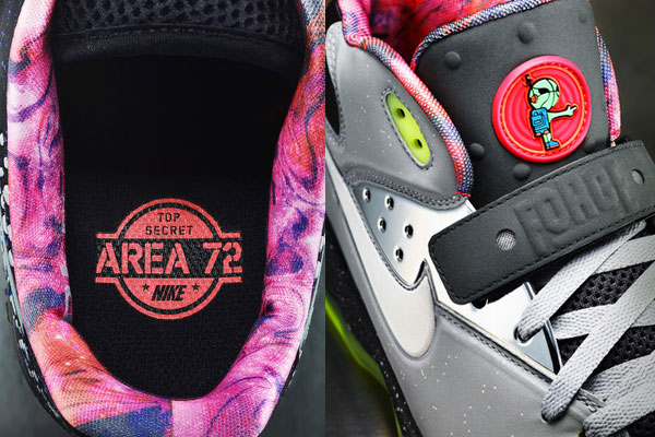 Nike Sportswear 'Area 72' Collection
