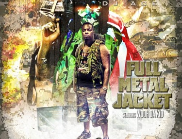 Wooh Da Kid - Full Metal Jacket (Mixtape)