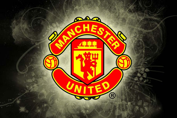 Uk soccer club manchester united is worlds most valuable sports logo manchester united voltagebd Images