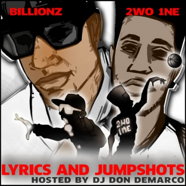 Billionz & 2wo 1ne (Iman Shumpert) - Lyrics And Jump Shots (Mixtape)
