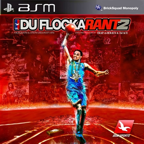 Download: Waka Flocka Flame - DuFlocka Rant 2 (Mixtape)