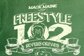 Mack Maine - Freestyle 102: No Pens Or Pads (Mixtape)