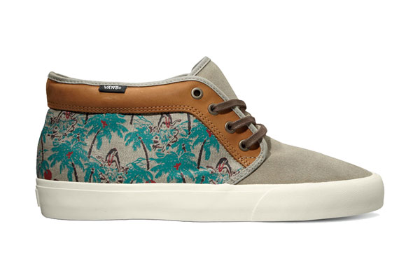 Vans California Spring 2013  Floral Camo and Hula Camo packs