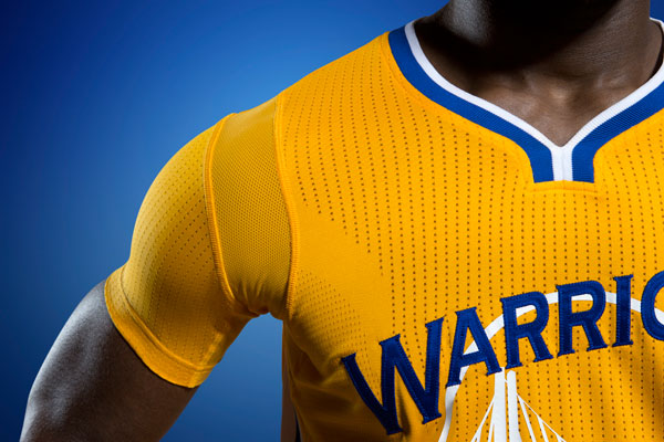 adizero short sleeve NBA Uniform System