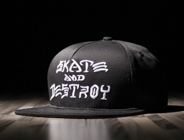 Thrasher 'Skate and Destory' Snapback
