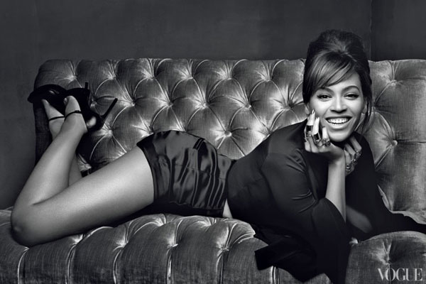 Beyonce - March Issue - Vogue
