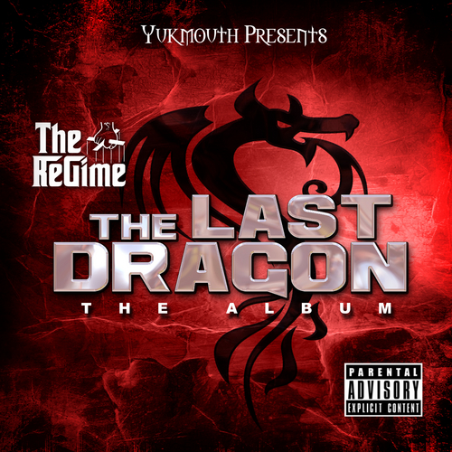 Yukmouth - The Last Dragon (Mixtape)