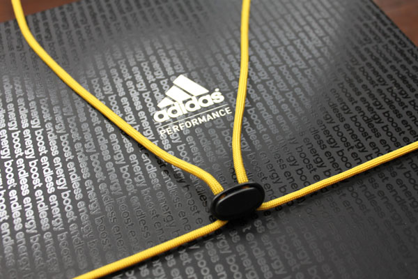 Adidas Energy Boost running shoe - Unboxing