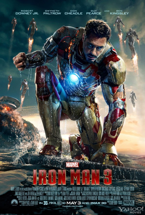 Culverpaper Iron Man 3 Review