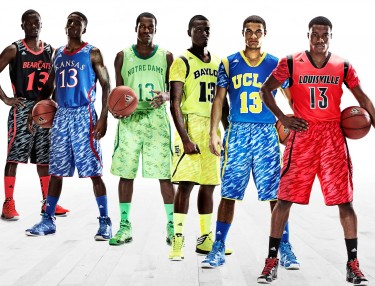 Adidas NCAA Uniforms