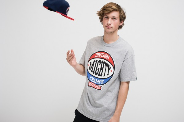 Mighty Healthy's Spring/Summer 2013 collection