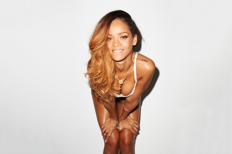 Rihanna by Terry Richardson