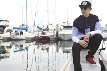 Crooks & Castles Spring 2013 Wavy Navy Collection