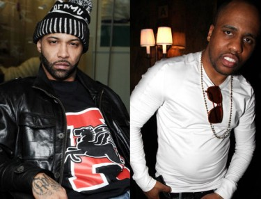 Joe Budden and Consequence