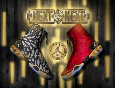 Jordan Brand Classic XX8 Colorways