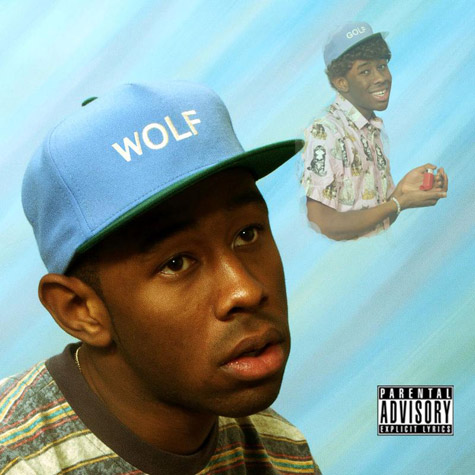 Tyler The Creator - Wolf coverart