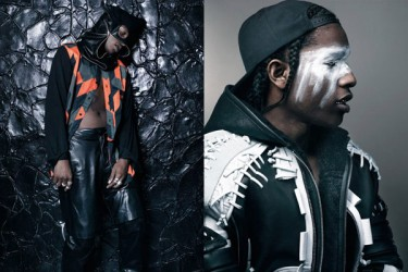 A$AP Rocky x Interview Magazine - April 2013