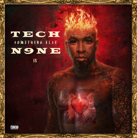 Tech N9ne - Something Else artwork