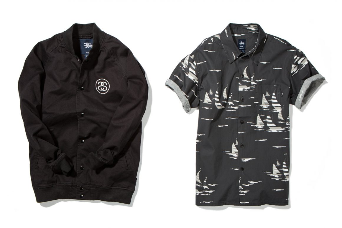 Stussy's Spring/Summer 2013 Delivery #1