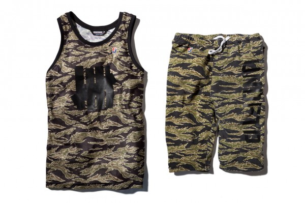 Undefeated Spring/Summer 2013 Tiger Camo Pack