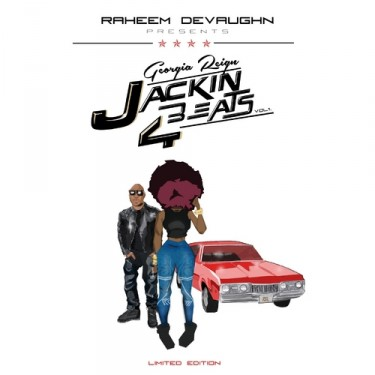 Georgia Reign - Jackin 4 Beats Vol. 1 (Mixtape)