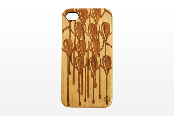 Good Wood NYC x Claw Money iPhone Case